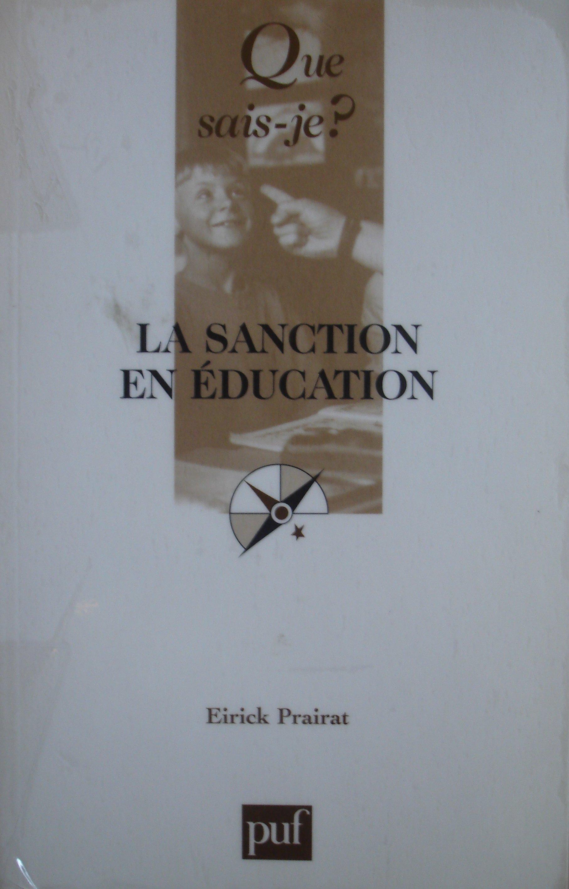 eirick prairat autorité et respect en éducation